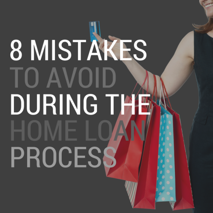 8 Mistakes