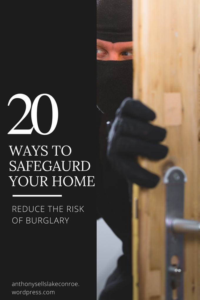 20 Ways to Safeguard Your Home