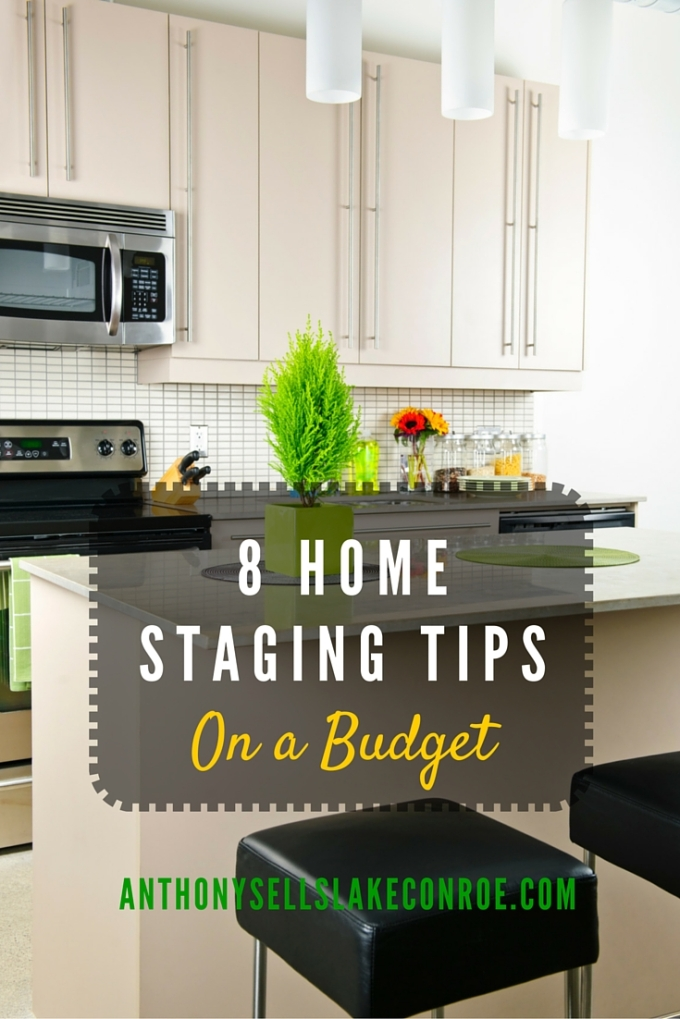 8 Home Staging Tips on aBudget