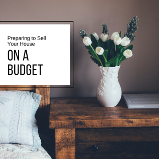 Preparing to Sell Your House on aBudget